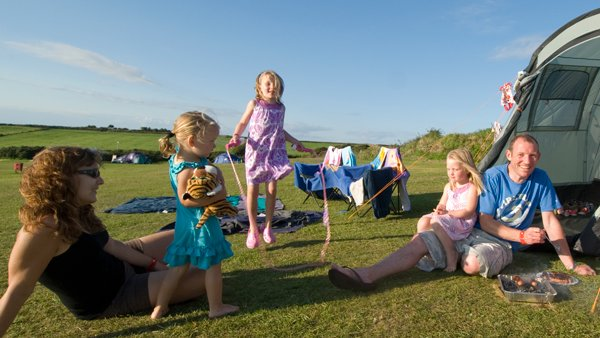 Camping Checklist For Easy Family Holidays Woolacombe
