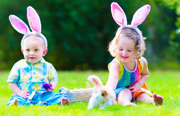 easter egg hunt bunny ears