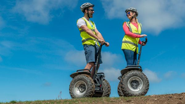 Segways are a hottest holiday trend