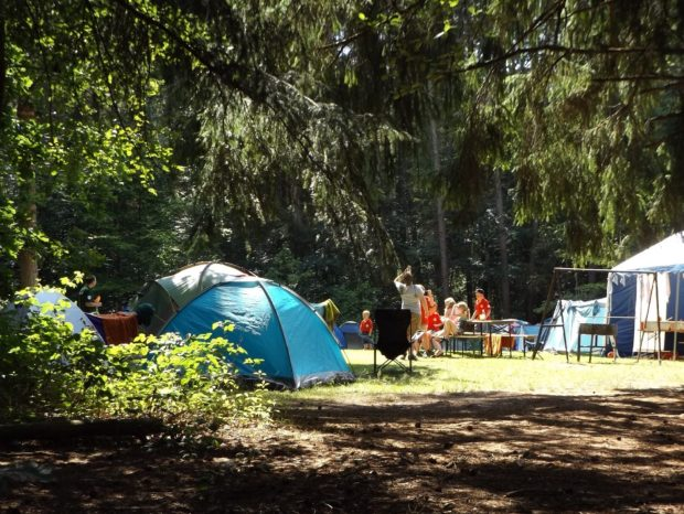 tents and camping