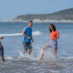 Devon Holiday, beaches in woolacombe