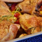 Devon Recipes, Cider Chicken