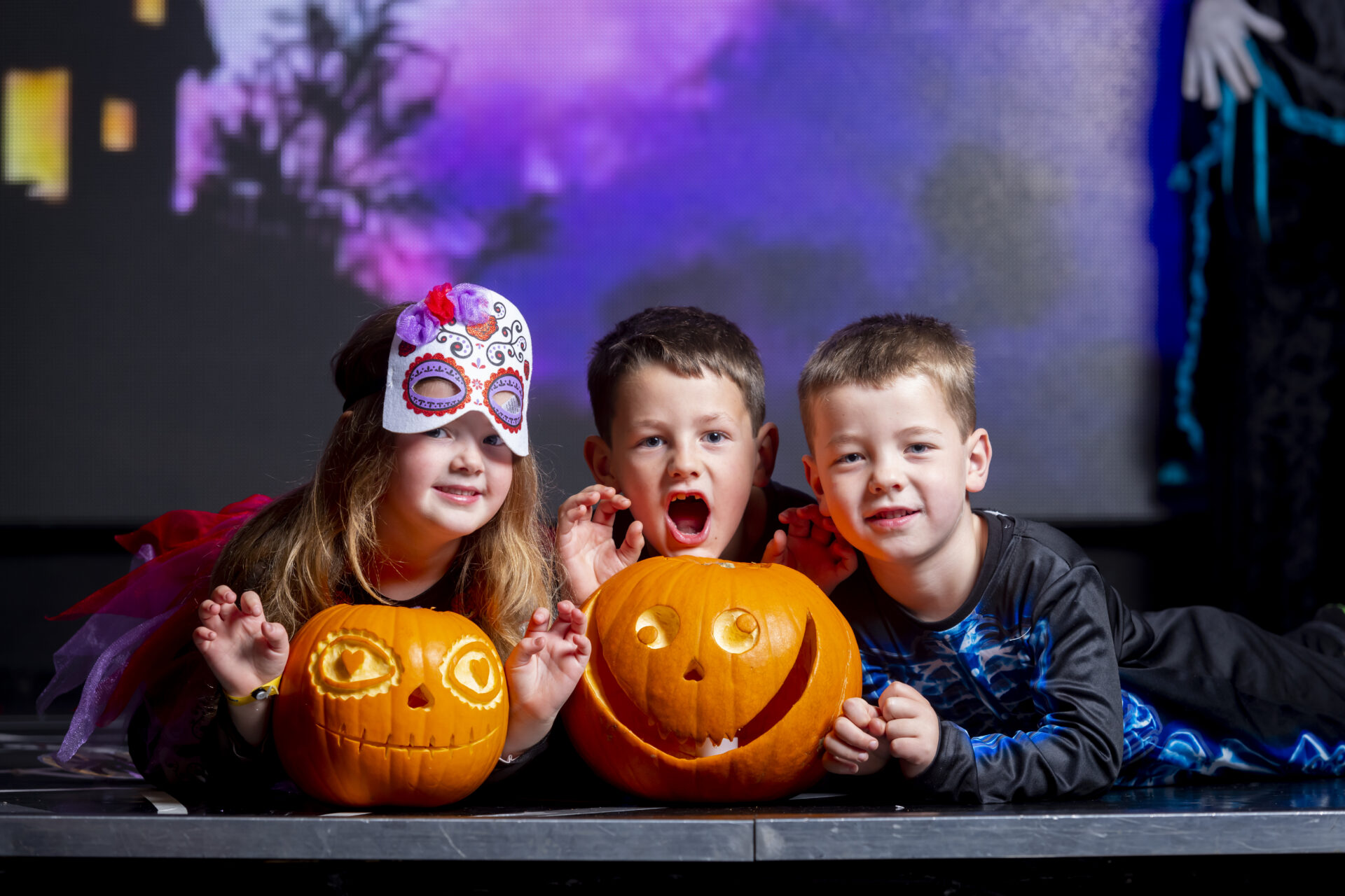 Staying safe at Halloween